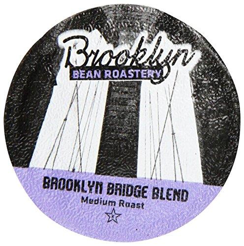 Brooklyn Beans Brooklyn Bridge Blend Single Serve Coffee Cups 24 Count