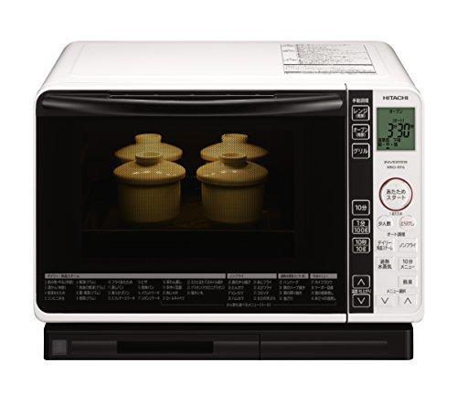 Hitachi steam oven healthy chef 23L white MRO-RF6 W