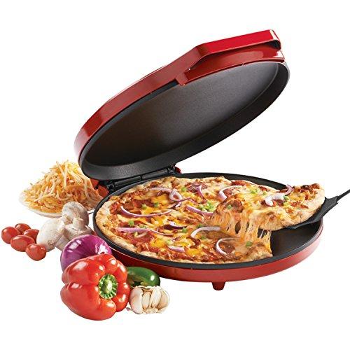 Betty Crocker Bc-2958cr Pizza Maker, Red