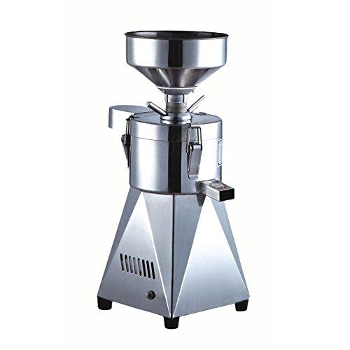 Commercial large Soymilk Maker Soybean Milk machine Electric fiberizer Automatic Soya Milk 110v