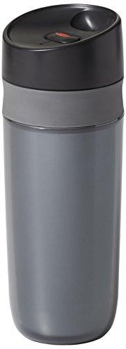 OXO Good Grips Double Wall Travel Mug Graphite- 15 ounce
