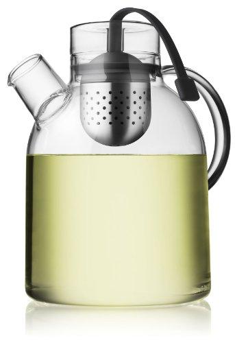 Menu 1-12-Liter Kettle Teapot Glass with Tea Egg