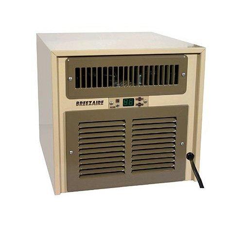 Breezaire WKL 1060 Wine Cooling Unit - 140 Cu Ft Wine Cellar