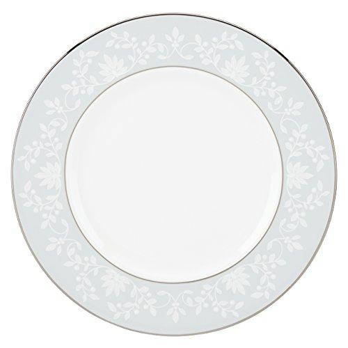 Lenox Floral Veil Accent Plate White