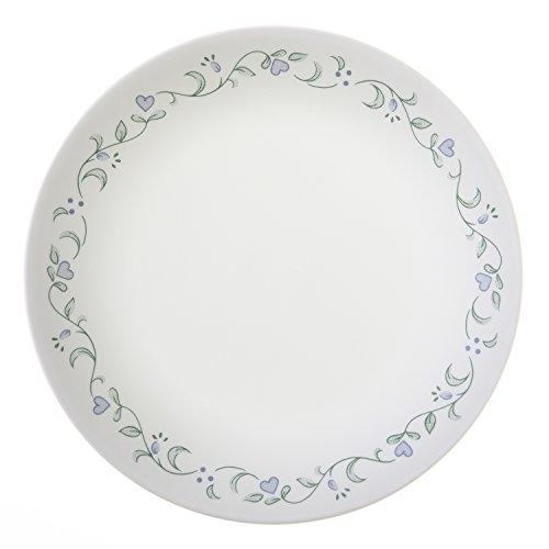 Corelle Livingware Luncheon Plate 8-12-Inch White Set of 6