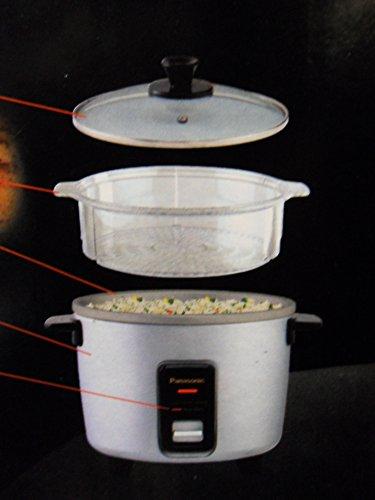 PANASONIC SRW10FGE Automatic Rice Cooker Steamer