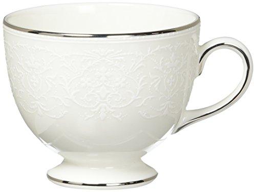 English Lace Wedgewood Fine Bone China Teacup Leigh