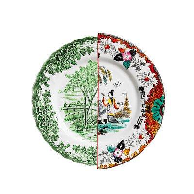 Hybrid Ipazia 108 Porcelain Dinner Plate