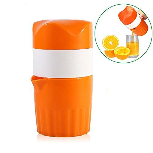 Orange Press Squeezer Manual Lid Rotation Citrus Juicer Lemon Lime Juicer Squeezer Hand Press Fruit Juicer Cup by Woshenger