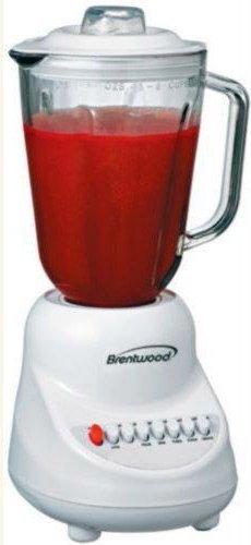 Brentwood Appliances Jb-900a 12-speed Blender With Glass Jar