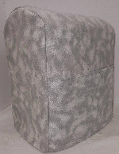 Kitchenaid Stand Mixer Cover 45 5 6qt Lift Bowl Silver Gray