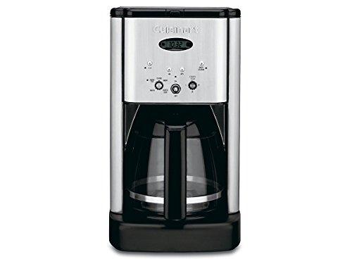 Cuisinart DCC-1200 Brew Central 12 Cup Programmable Coffeemaker BlackSilver