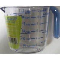 Arrow Plastic 00030 1-1/2 Cup Cool Grip Measuring Cup