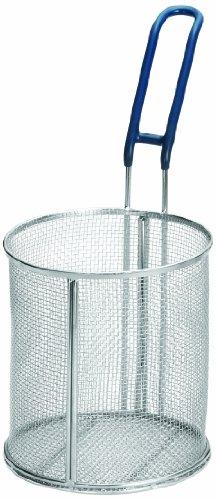 Tablecraft 986 Round Pasta Basket, 6-1/2 By 7-inch, Stainless Steel