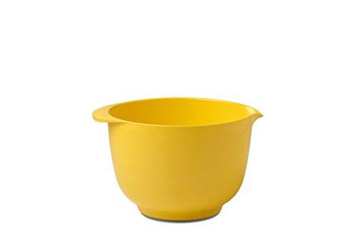 Rosti Mepal Margrethe Melamine Mixing Bowl 2 L Yellow