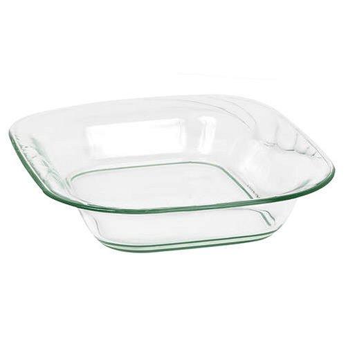 Pyrex Serveware Simple Elegance Waves 2-12-Quart Rectangular Serving Dish