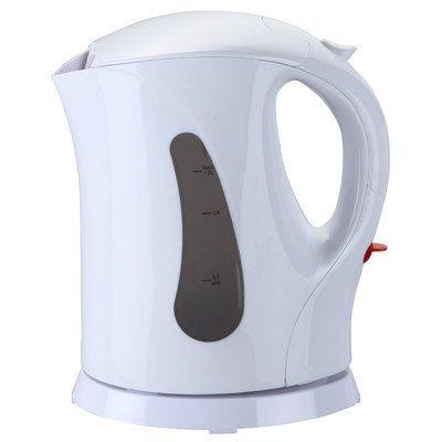 Brentwood Appliances KT-1610 Cordless Plastic Tea Kettle 10-Liter White
