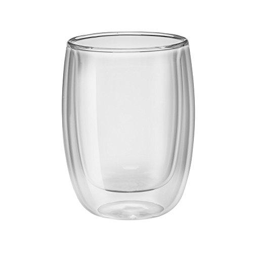 Zwilling JA Henckels 39500-086 Sorrento Coffee Glass Glass 2-Piece