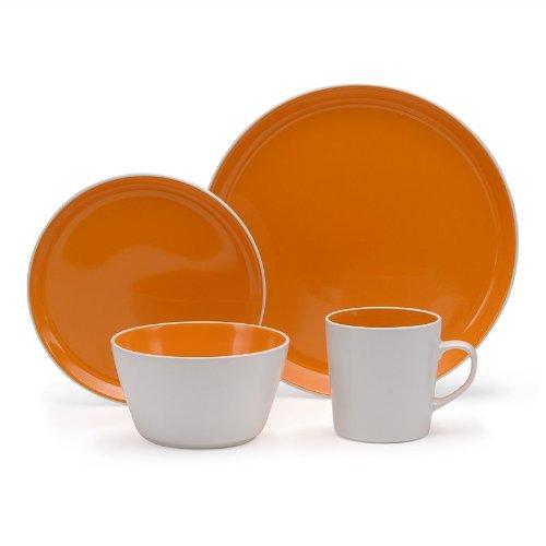 Oneida Colorburst 16-pc Dinnerware Set