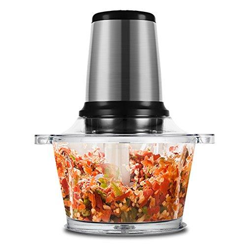 Multipurpose food chopper Meat grinder Blender Mincer High-speed bullet blender Electric mixer Small blender Electric food processor Smothie-A