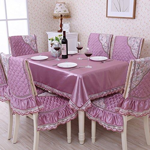 TRE continental tablecloth fabric garden tableclothThe Korean table cloth table cloth-A 130x180cm51x71inch