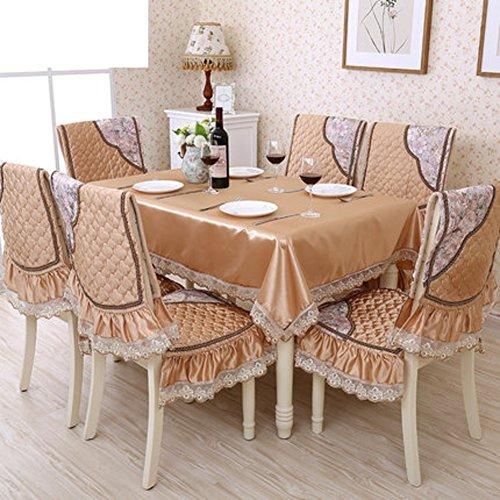 TRE continental tablecloth fabric garden tableclothThe Korean table cloth table cloth-C 130x180cm51x71inch