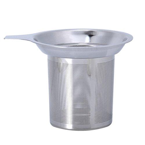 Bluesnow Tea Infuser Stainless Steel Strainer for Loose Leaf Tea Cups Mugs Teapots