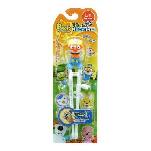 1 X New Pororo Edison Training Chopsticks for Left Hand