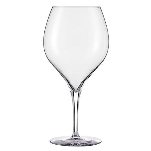 Schott Zwiesel Tritan Crystal Glass Grace Stemware Collection Burgundy Red Wine Glass 236-Ounce Set of 8