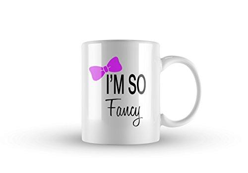 IM So Fancy Coffee mugCoffee mug funny Mug  cool coffee cups coffee cup 11 oz white coffee mug by krezy case