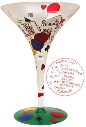 Discontinued Lolita Glassware Martini - Pokertini