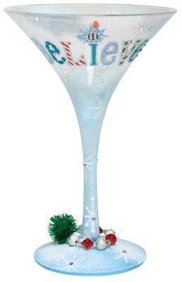 Lolita Holiday 2011 Martini Glass I Still Believe