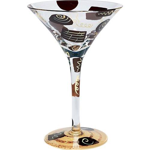 Lolita Martini Glass Chocolatini