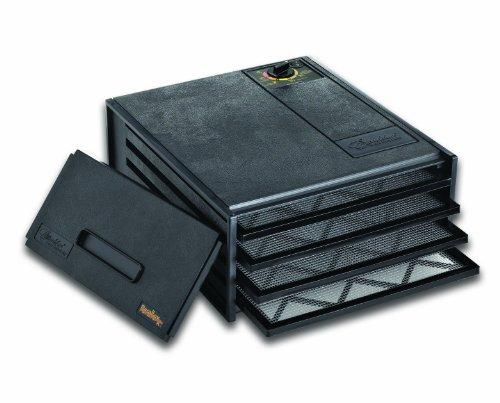 Excalibur 2400 4-Tray Economy Dehydrator Black