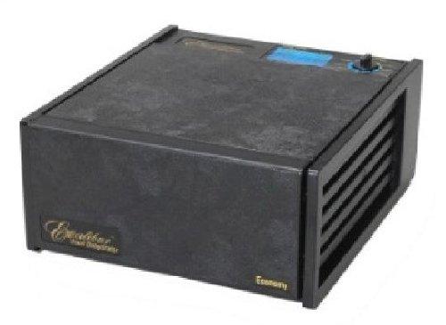Excalibur 2500ECB 5-Tray Economy Dehydrator Black