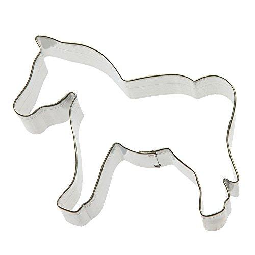Foose Horse Cookie Cutter 35 in