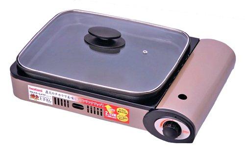 Iwatani cassette gas hot plate  baked good s  CB-GHP-1