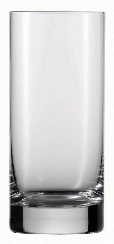Schott Zwiesel Tritan Crystal Glass Iceberg Barware Collection Long Drink/iced Beverage, Set Of 6
