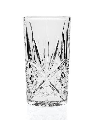 Godinger Godinger Dublin 10 Oz. Highballs - Set Of 4, Clear, Glass