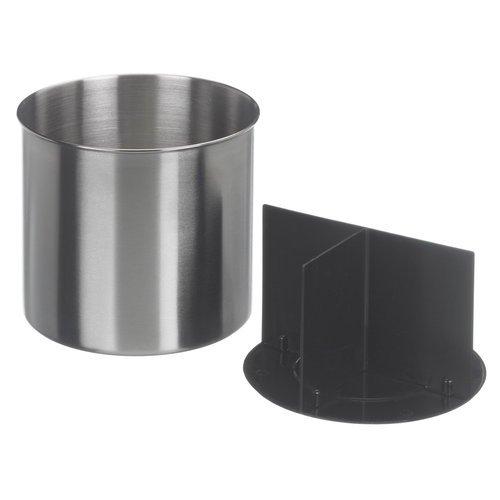 Mainstays Stainless Steel Utensil Holder