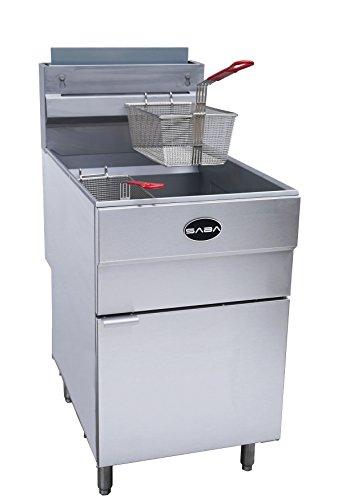 Heavy Duty Stainless Steel 34 Liquid Propane Fryer