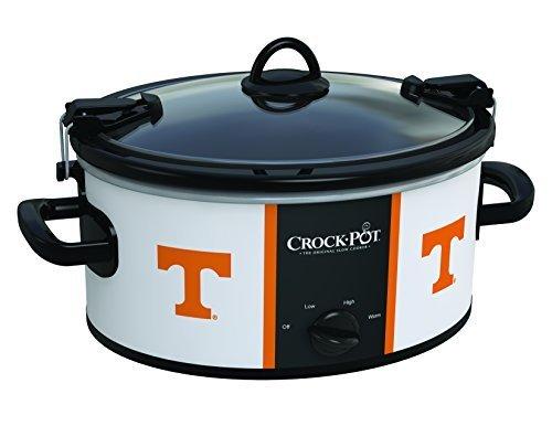 Tennessee Volunteers Collegiate Crock-Pot Cook Carry Slow Cooker 6 Quart by Crock-Pot