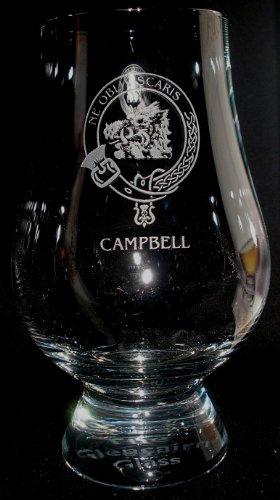 Clan Campbell Glencairn Single Malt Scotch Whisky Tasting Glass
