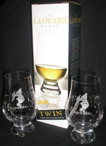 Lagavulin Twin Pack Glencairn Scotch Malt Whisky Tasting Glasses