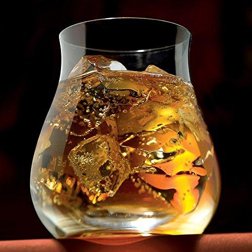 Wine Enthusiast Glencairn Wide-bowl Whisky Glasses (set Of 4)