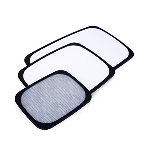Sabatier 3-Piece All-Purpose Poly Cutting Board Set