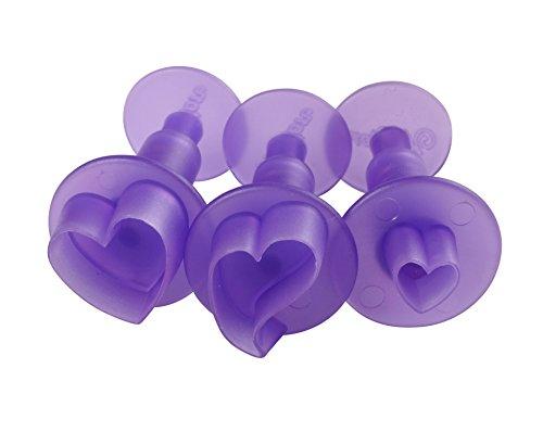 Wilton 1907-1346 Fondant Mini Cutouts Hearts