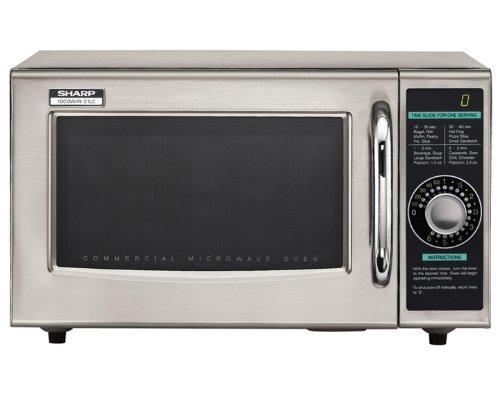 Sharp Medium Duty Commercial Microwave - 1000 Watt