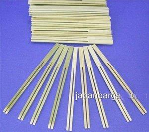 JapanBargain S-1601 Dengaku Gushi Bamboo Fork Skewer Pick