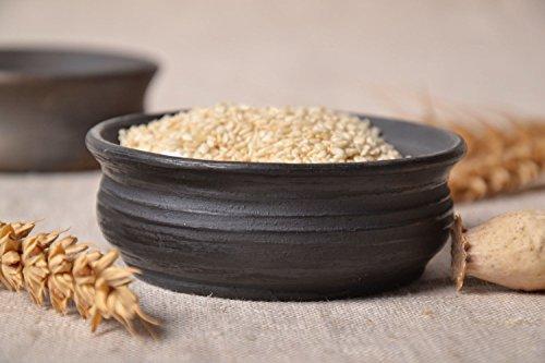 Small Handmade Clay Ceramic Bowl Kitchen Decorating Ideas